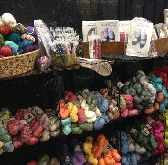 SWAK's Booth @ Stitches Texas