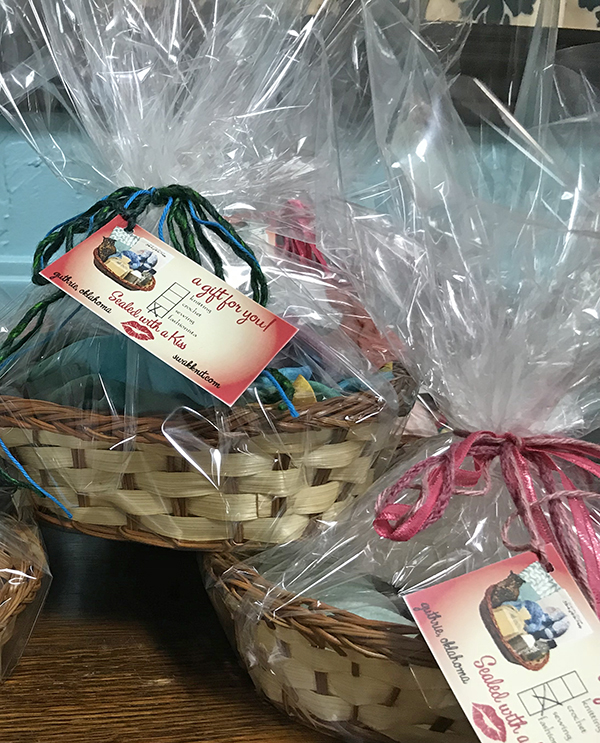 SWAK Gift Baskets